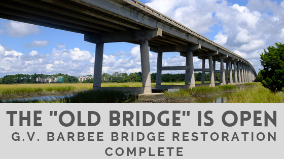 """Old Bridge"" Reopens"