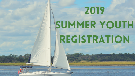 2019 Summer Registration