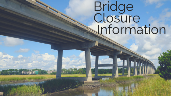 Oak Island – Information on Bridge Closing