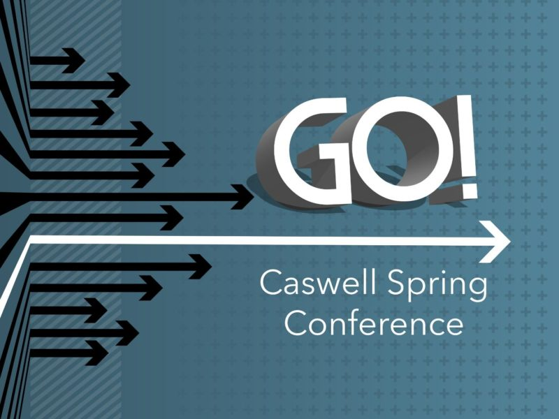 Caswell Spring Conference 2020