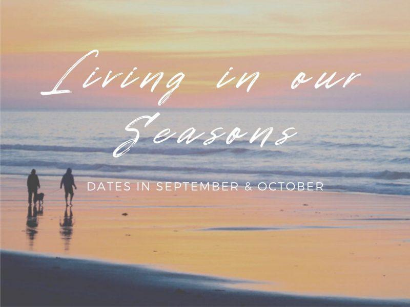 2021 Fall Coastal Adult Retreats