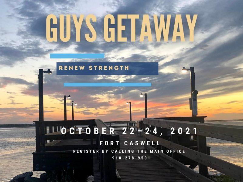 2021 Guys Getaway